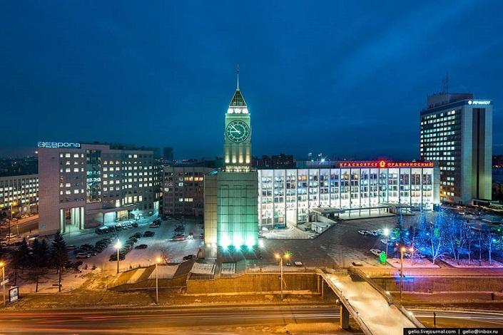 Krasnoyarsk nightlife