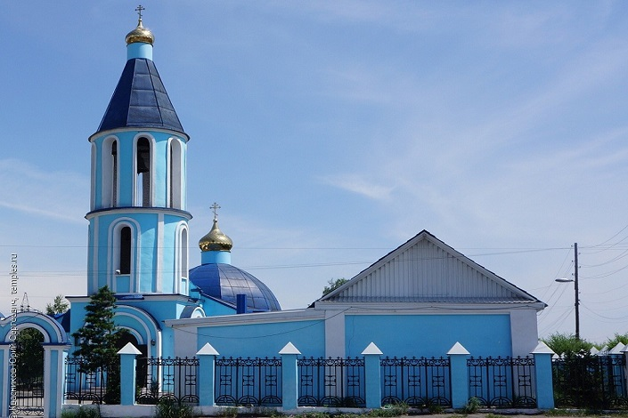 The Trinity Cathedral of the Russian Orthodox Church