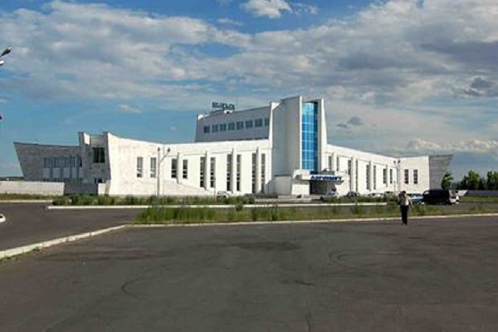 Kyzyl Airport